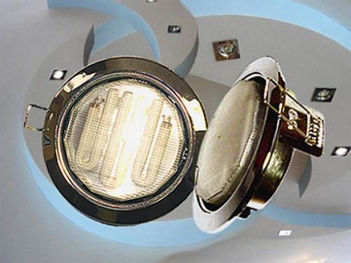 Светильники для натяжных потолков установка своими руками фото 261