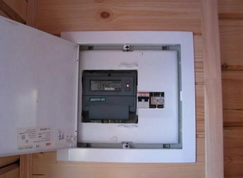 Установка электросчетчика в квартире своими руками фото 42