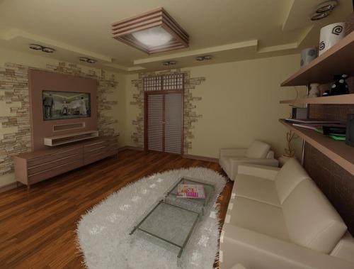 dekorativnyj-kamen-v-interere-kvartiry