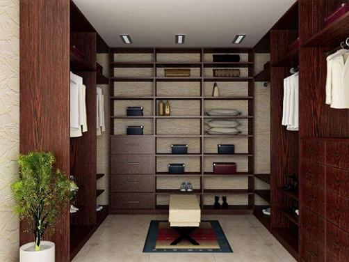 Гардеробные комнаты своими руками из кладовки
