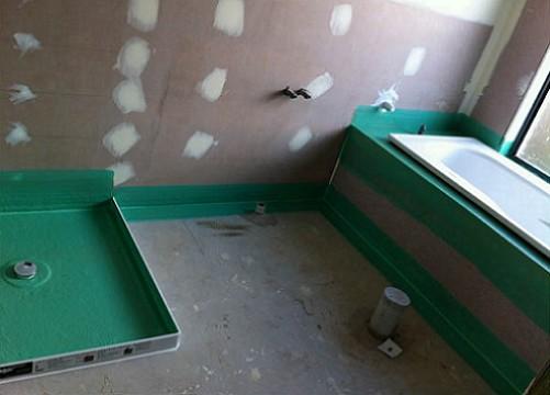 Гидроизоляция ванной своими руками фото