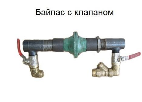 Установка циркуляционного насоса в системе отопления своими