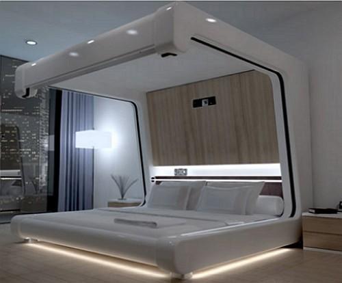 desain tempat tidur modern-2
