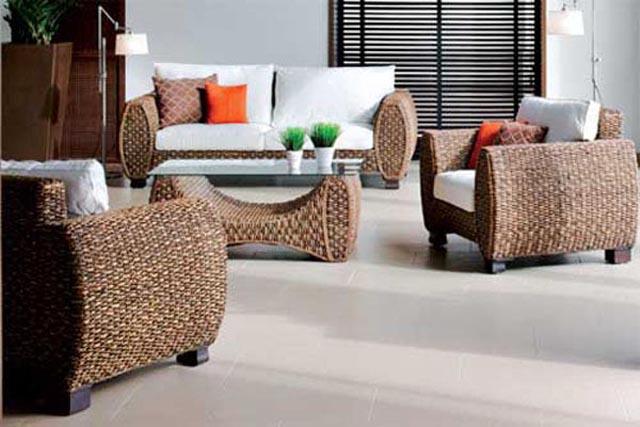 Мебел на интернет: ратан мебел