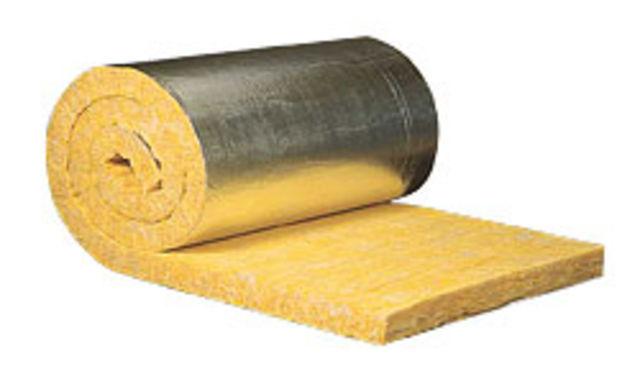Утеплитель ISOVER Техническая изоляция KIM-AL Купить утеплитель, теплоизоляционный материал Стекловата, стекловолокно Изовер