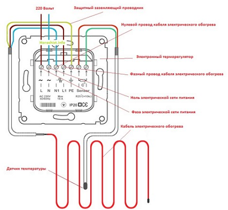 Как-подключить-терморегулятор-