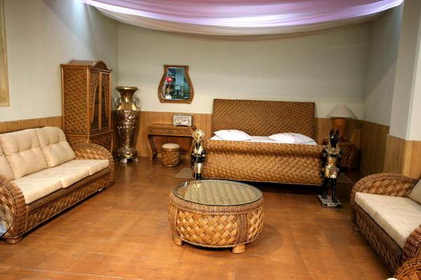 Колекција МЕКСИКО (Мексико) во внатрешноста - Колекција МЕКСИКО - ПЛОЧЕН МЕБЕЛ ОД РОТАНГ - Ратан - мрежа на плетени мебелни салони. Ca