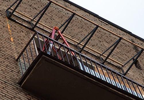 krysha-ना-balkon