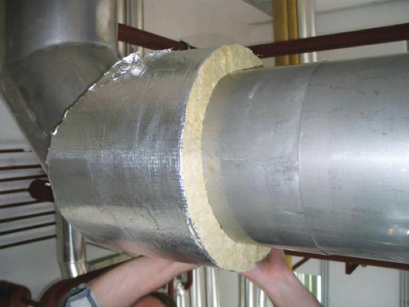 Утепление канализации - монтаж, материалы и способы утепления труб