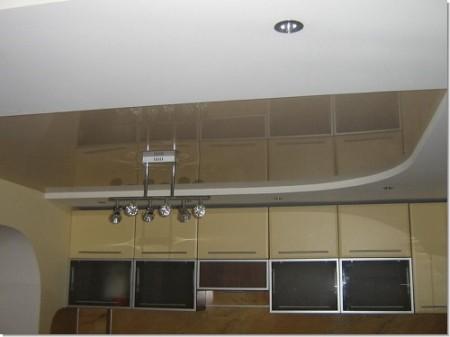 plafon u kuhinji
