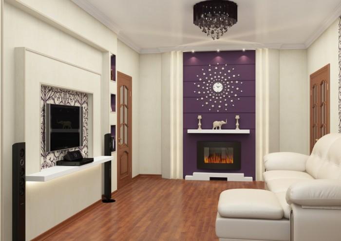 Дизайн стен своими руками фото 628