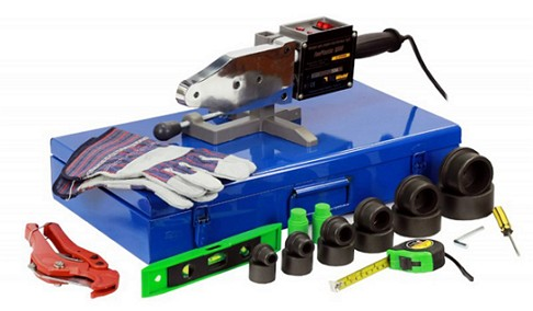 मशीन के लिए वेल्डिंग पाइप polypropylene-