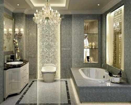 роскошные ванные комнаты 7