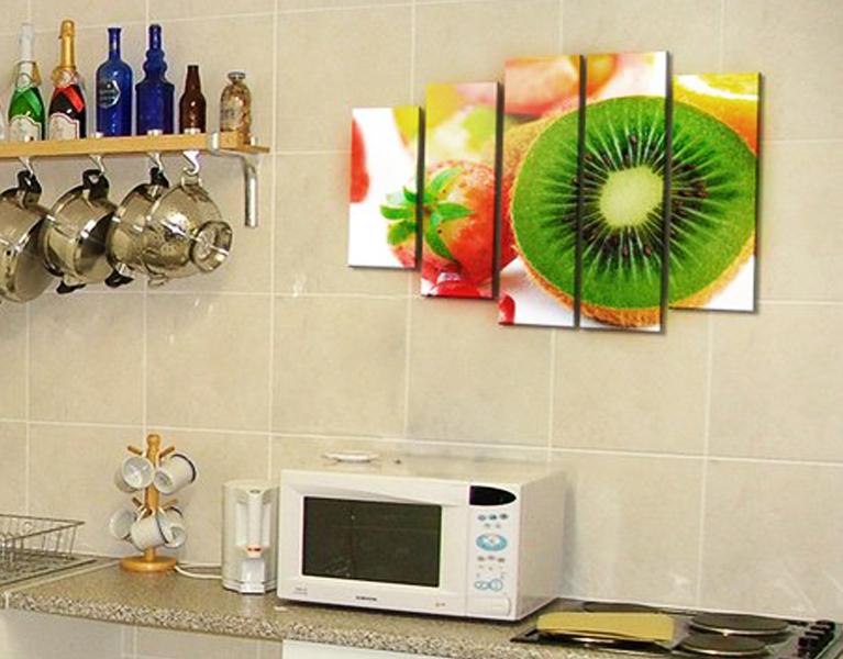 Модульные картинки для кухни своими руками