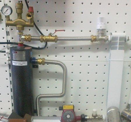 Индукционный котел отопления из плитки своими руками