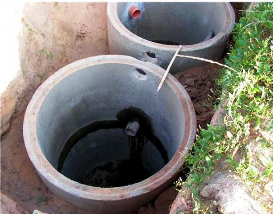 Водопровод в яме своими руками