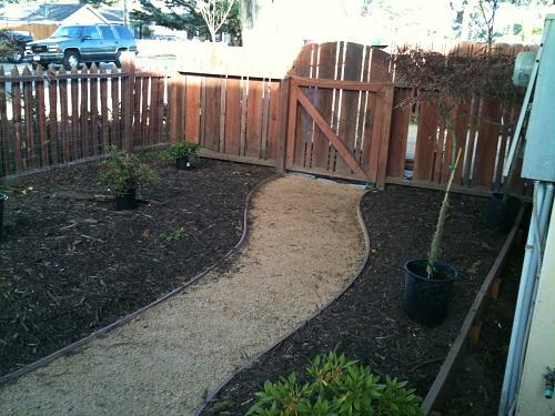 Ворота для садового участка своими руками 100