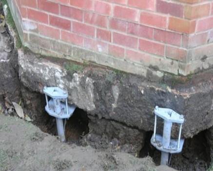 Popravka fundacije