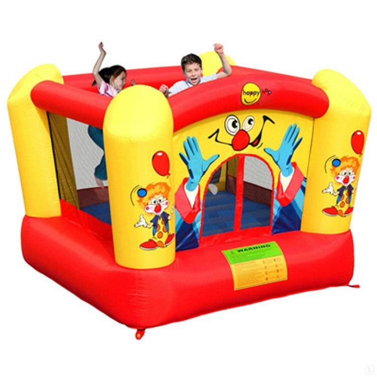 Niske cene za naduvavanje trampolina Happy Hop (Happy Hop) (art.9320). Kupi za 9 900 r. / ShopTop.ru