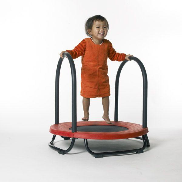 Mini trampolin - Oprema za igru za djecu - Trampoline / Swingovi - Internet trgovina - Fitball. Dečiji sportski fitnes klub