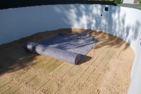 penetracija bazena u zemlju