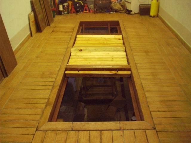 Kako izraditi podrum u garaži