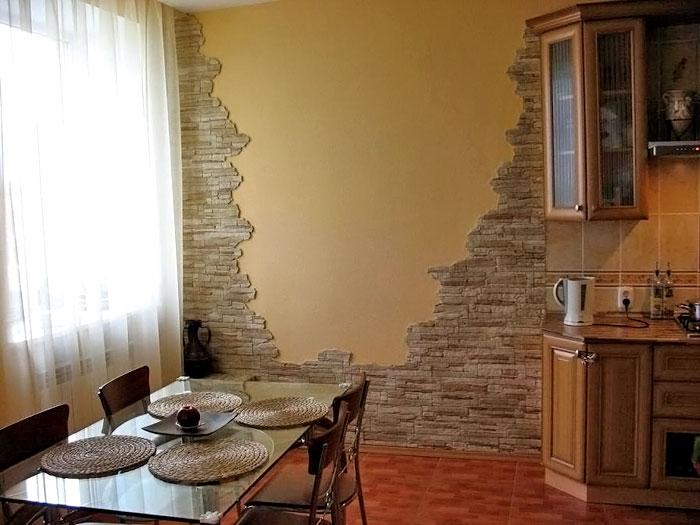 सौंदर्य और व्यावहारिकता: आपके रसोईघर की दीवारों को खत्म करना