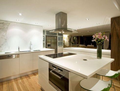 каде да се стави рерна во кујната