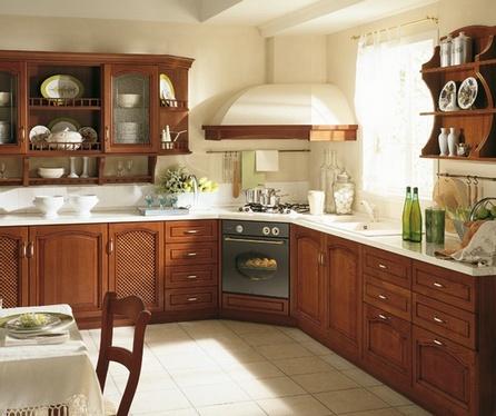 како да ја фрлите рерната во кујната