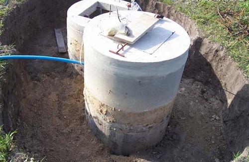 Как вырыть колодец с бетонными кольцами своими руками фото 530