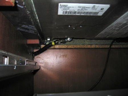 подключение газовой панели 1