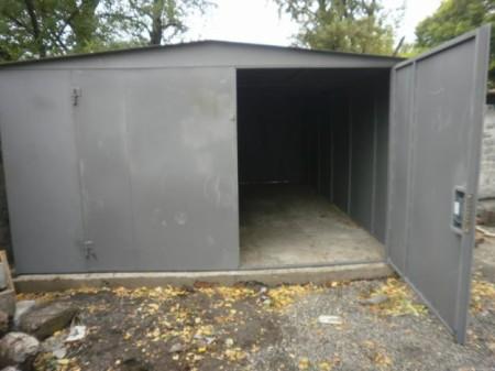 Kakva dobra metalna garaža