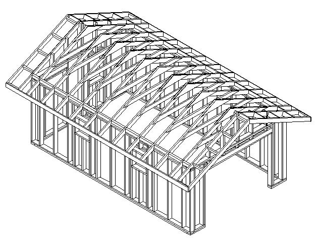 Каркасные гаражи проекты своими руками