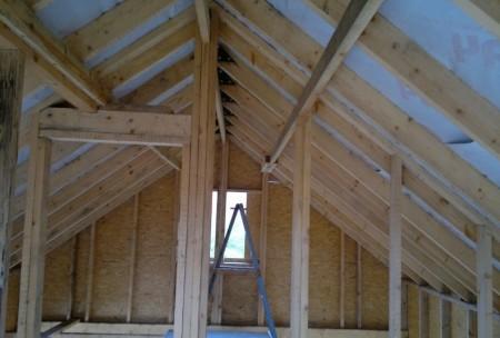 теплоизоляция крыши редактировать.