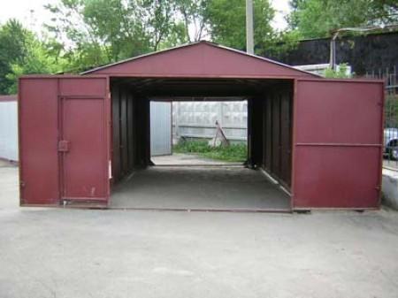 Izbor mesta za garažu