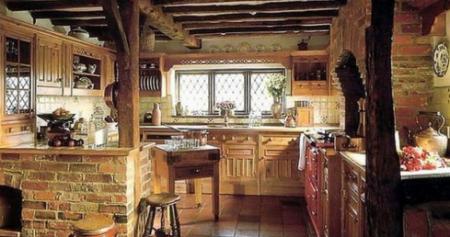 деревеский стиль