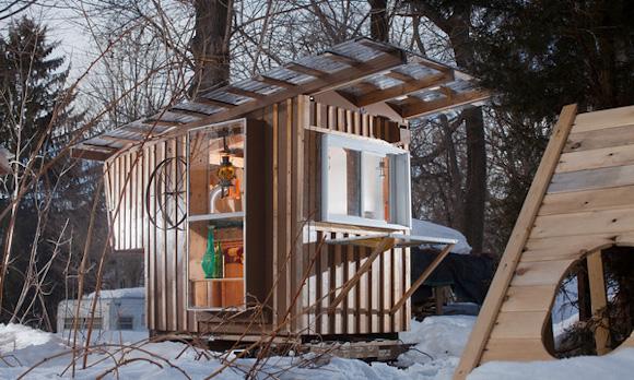 Дачный домик своими руками дизайн