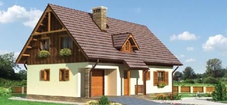 Atap gable atap material atap modern