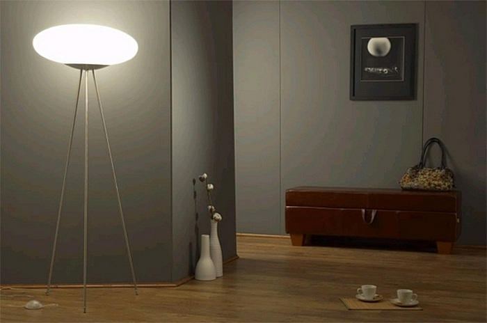 originalios btc grindų lempa