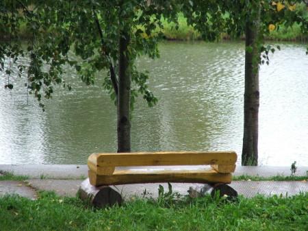 од езерцето