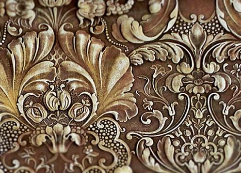 Lincrusta-talijanski-renesansno-dekoracija ili zaštita za zid-RD1952