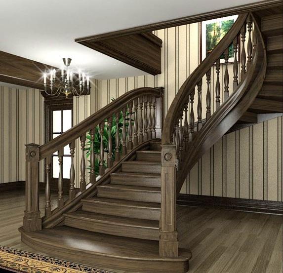Коттеджи и лестницы фото
