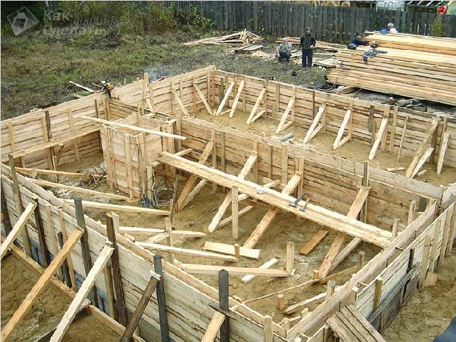 Как вибрировать бетон своими руками