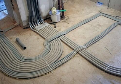 Замена проводки в квартире ижевск
