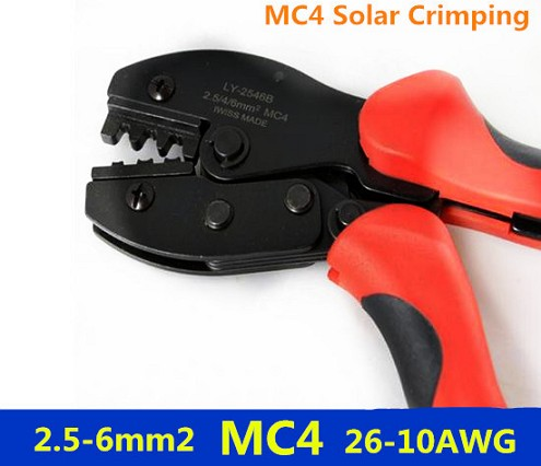 MC4 crimp alat za MC4-priključak-solarni kabel-2-5-4-6mm2-p-u-crimping alat