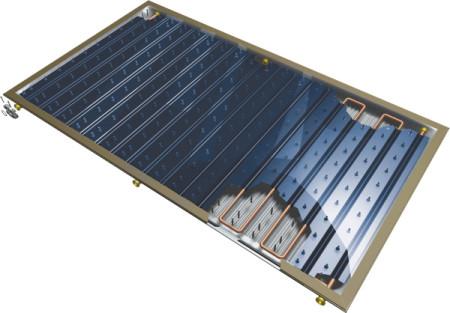 Solarni kolektor.