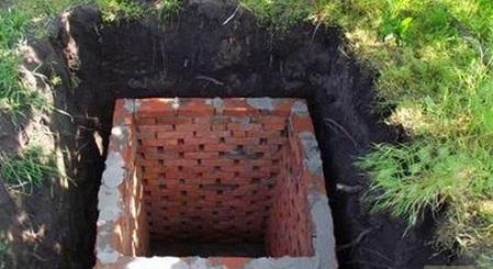 Lubang batu bata