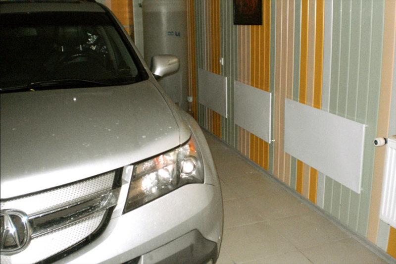 Экономичный обогрев гаража