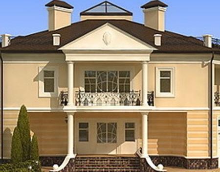 Балкон в частном доме, ограждение для балкона, полезные сове.