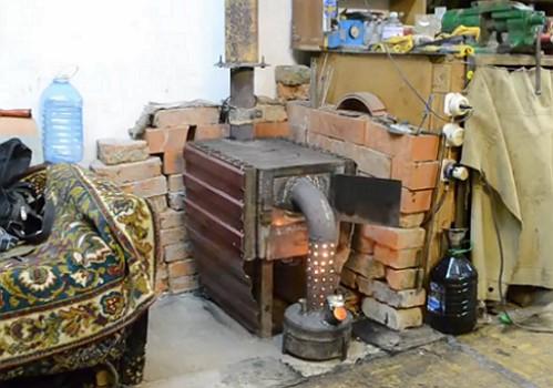 Slika 1 garaža idila